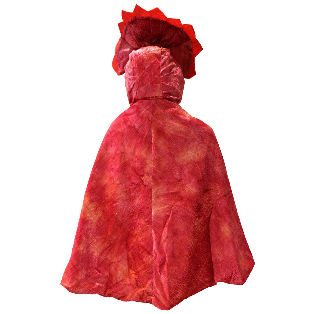 Dinausore-rouge-dos