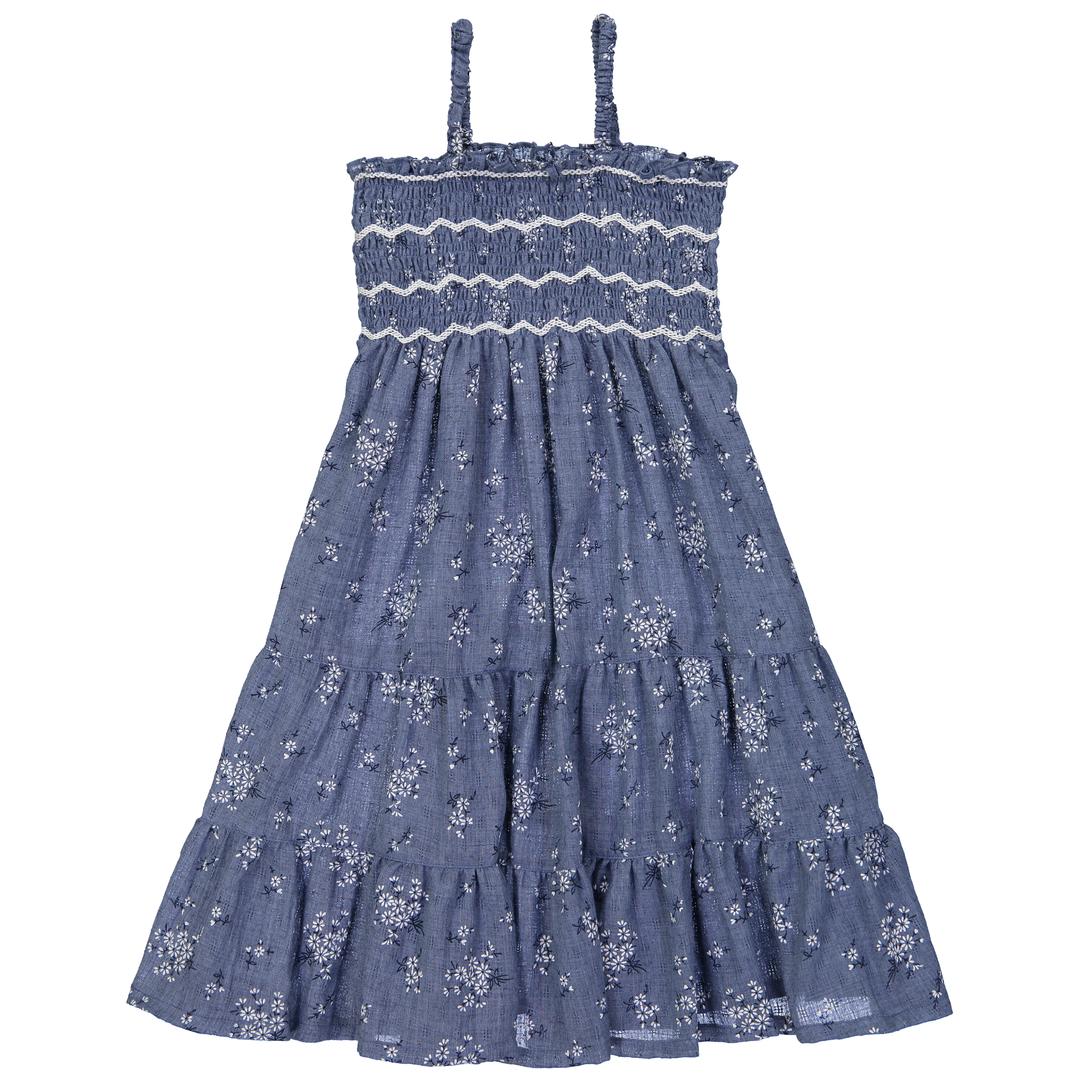 robe longue Clea le petit bec_face
