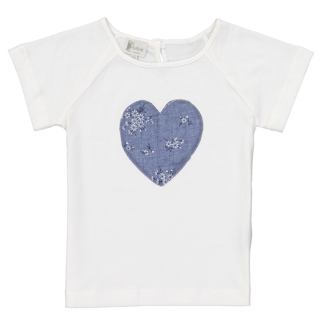 tee shirt le petit bec_face
