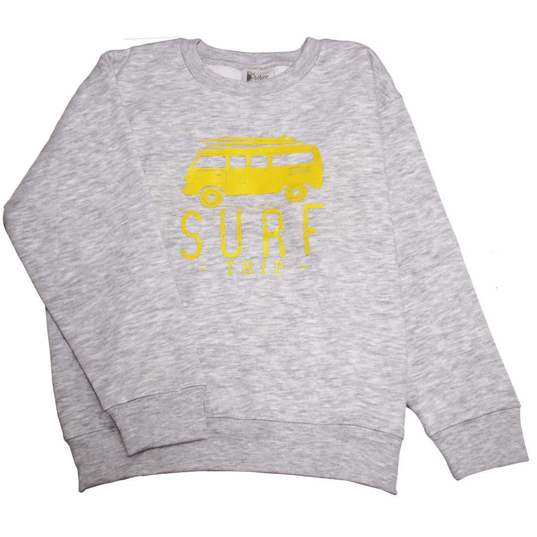 sweat-enfant-garçon-gris-van-surf