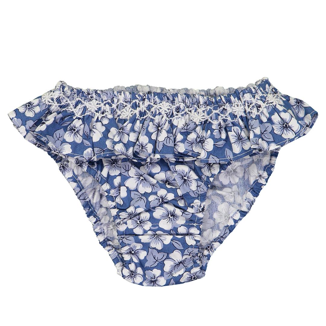 bikini-culotte-de-bain-fleurs-bleues-club55