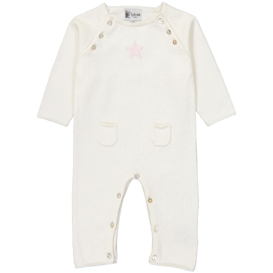 combinaison-bébé-fille-coton-blanc