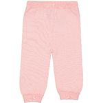 pantalon-bébé-laine-rose-dos
