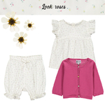 Look fille 5 - Roses