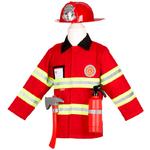 déguisement-pompier