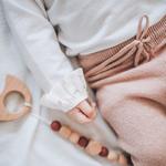 pantalon_laine_bébé_rose_poudre