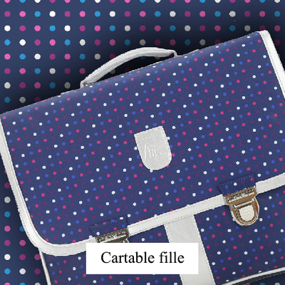 cartable miniséri fille
