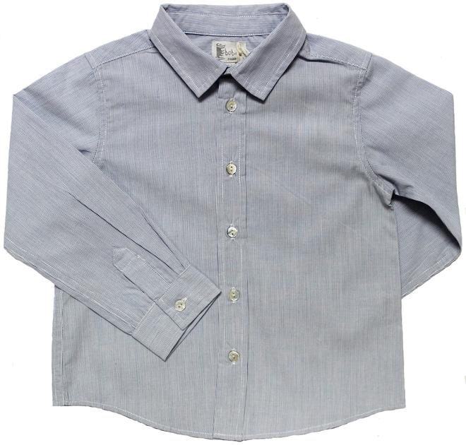 chemise rayee ciel face