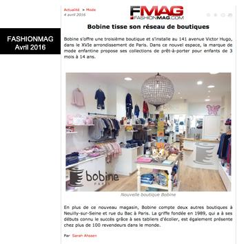 Presse Fashion Mag