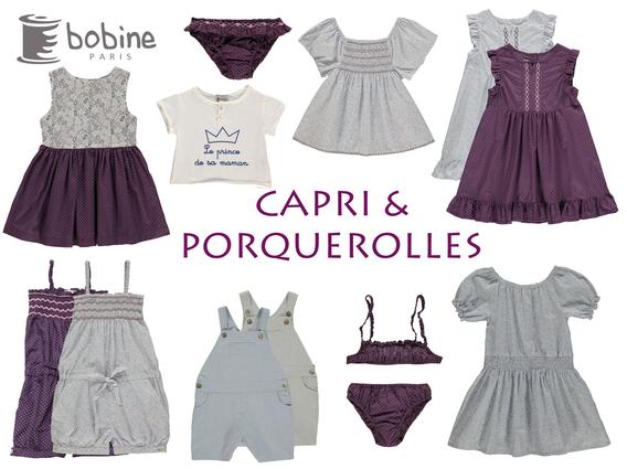 Thème Capri & Porquerolles