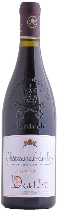 Châteauneuf du Pape l\'Or de Line