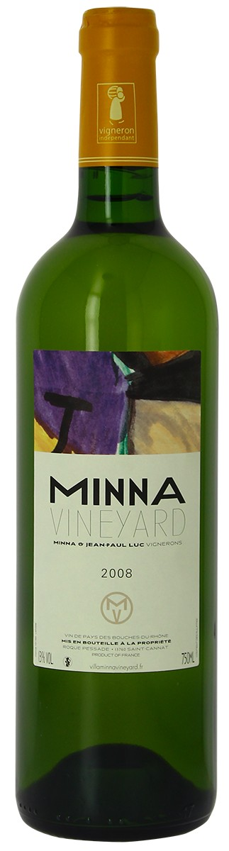 Villa Minna - Vineyard 2008 - Blanc - A.B