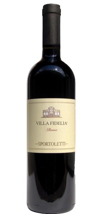 Sportoletti - Villa Fidelia - Rosso