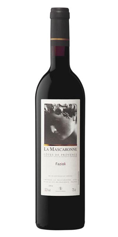 Magnum Château la Mascaronne - Cuvée Fazioli - Rouge