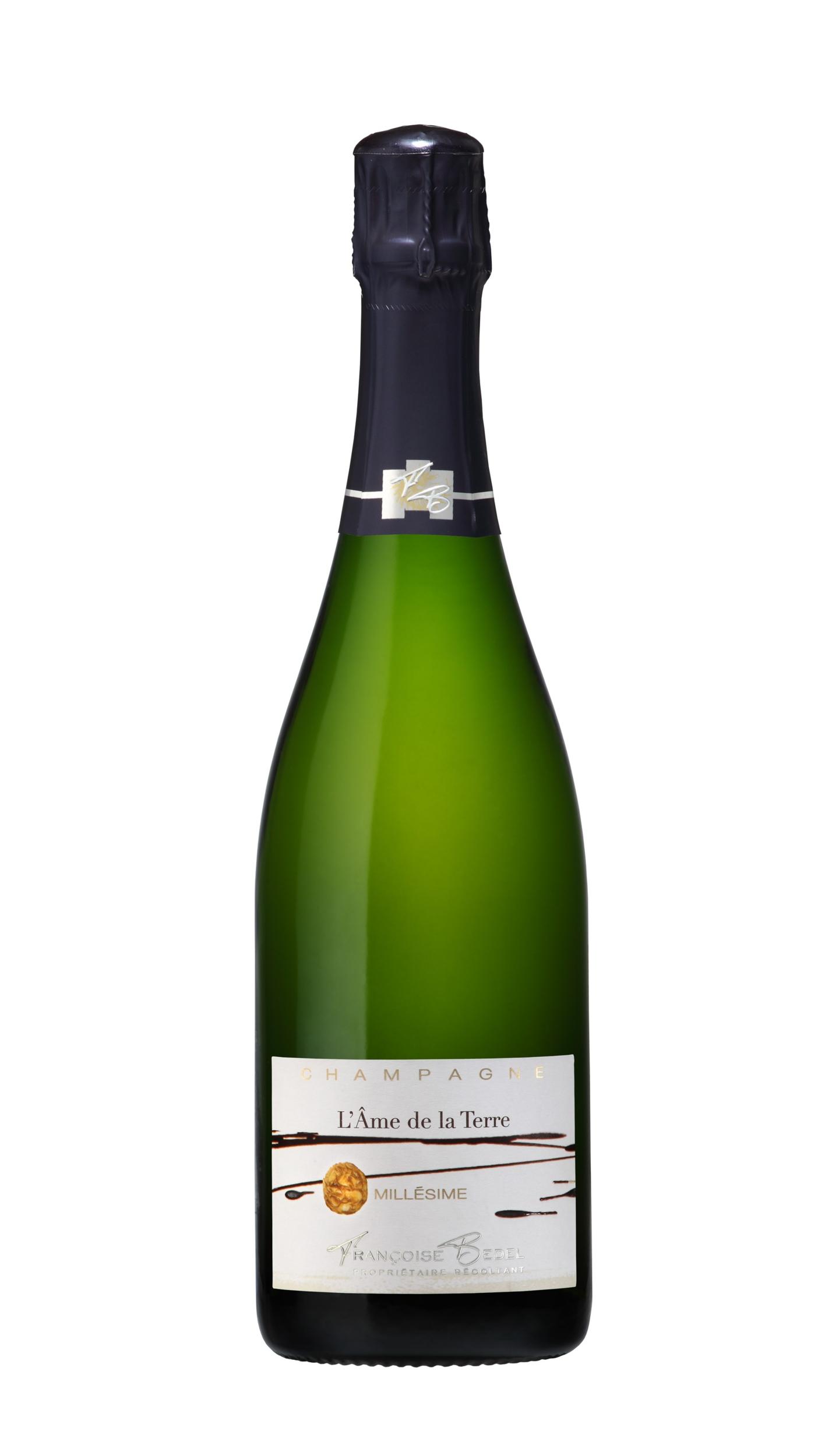 Champagne Françoise Bedel - l\'Âme de la Terre