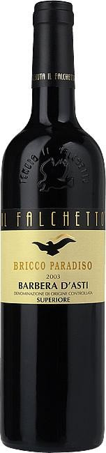 Il Falchetto - Barbera d\'Asti - Bricco Paradiso - 2014 - Magnum