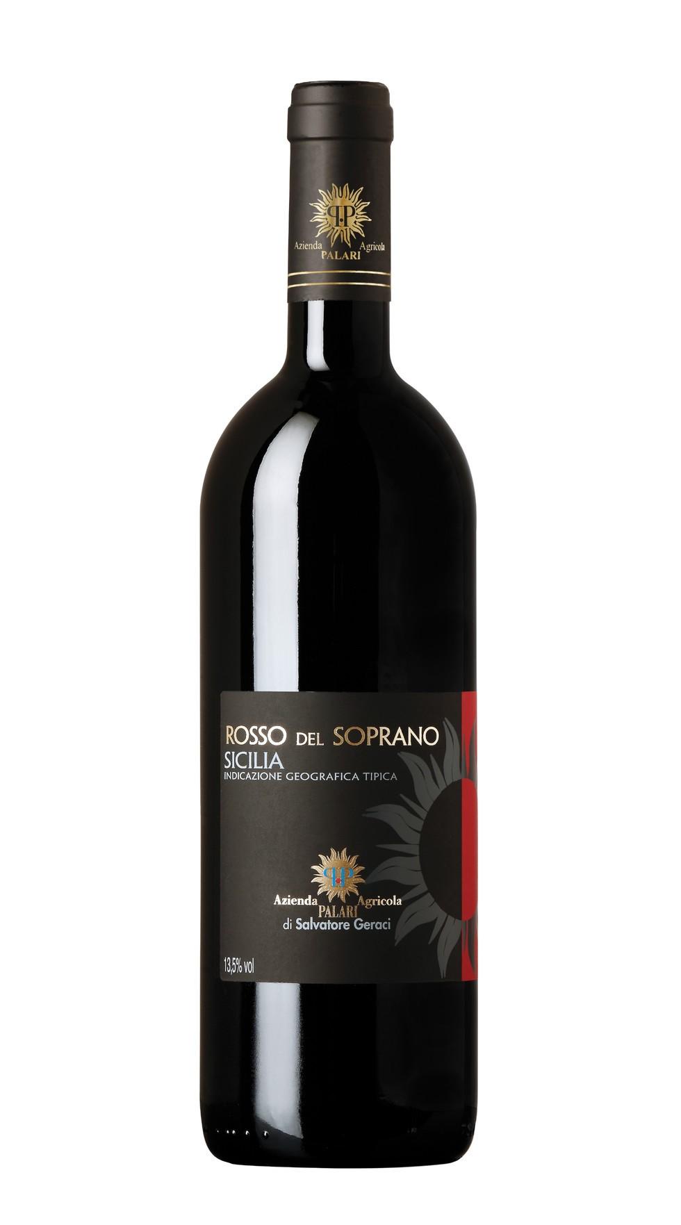 Faro Palari - Rosso Del Soprano