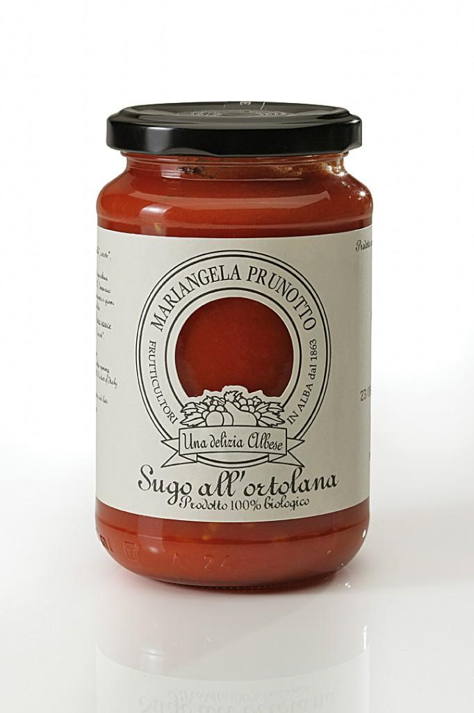 Sauce tomate aux légumes BIO