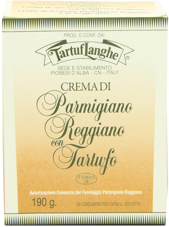 Créme de Parmesan Reggiano à la truffe