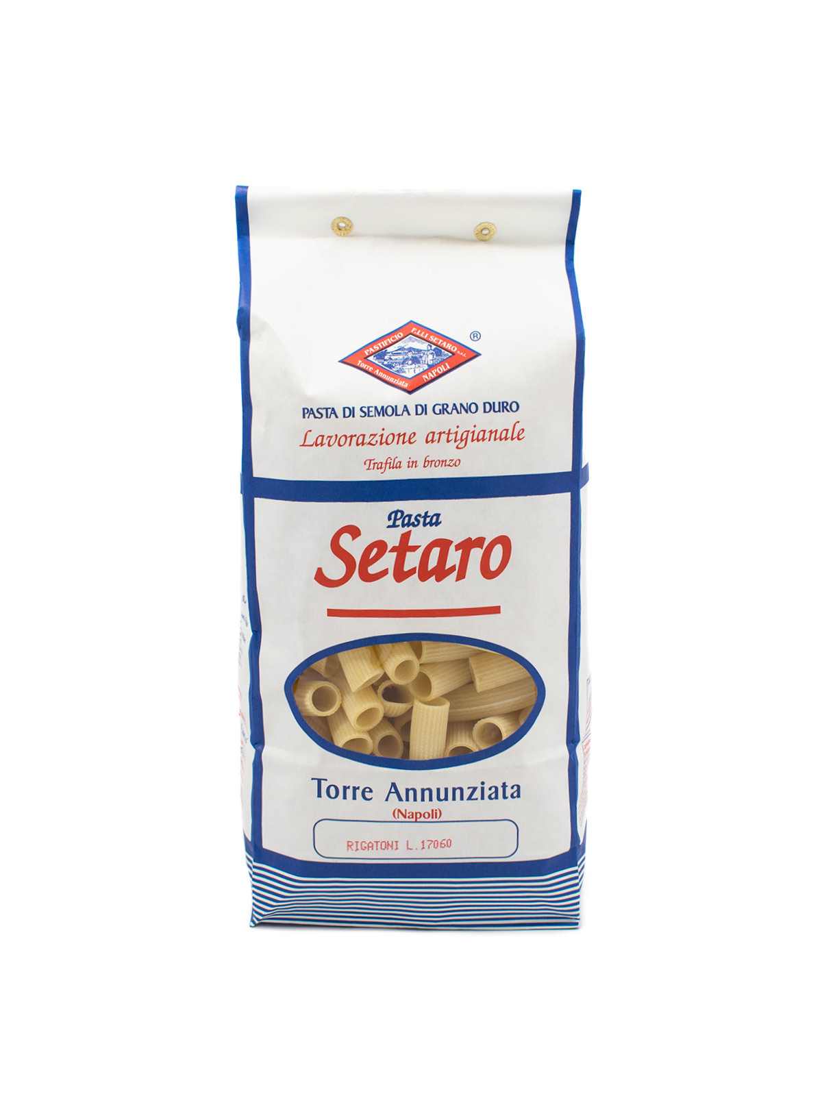 Setaro Rigatoni -1Kg