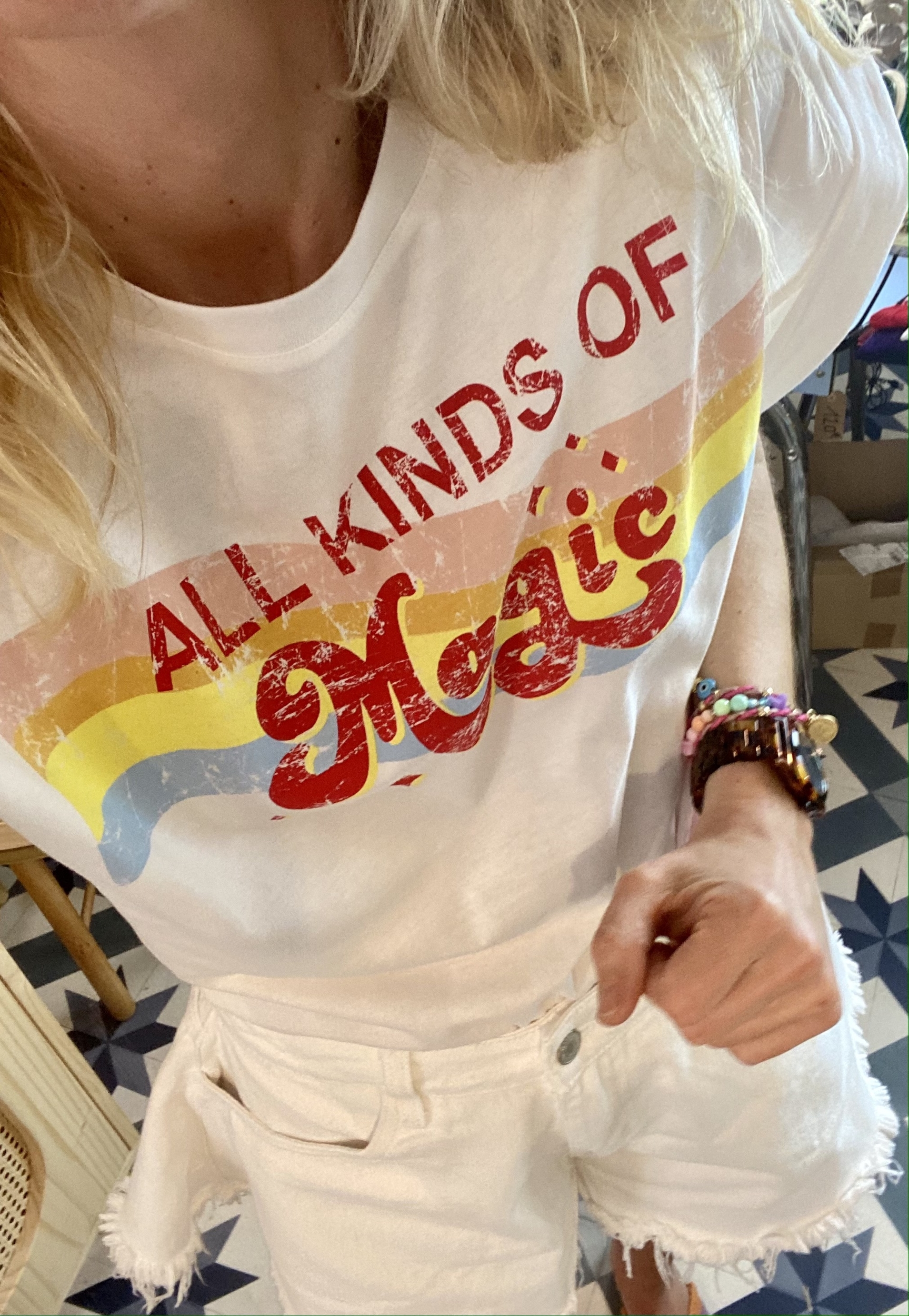 Tee-shirt Tomer Sisley