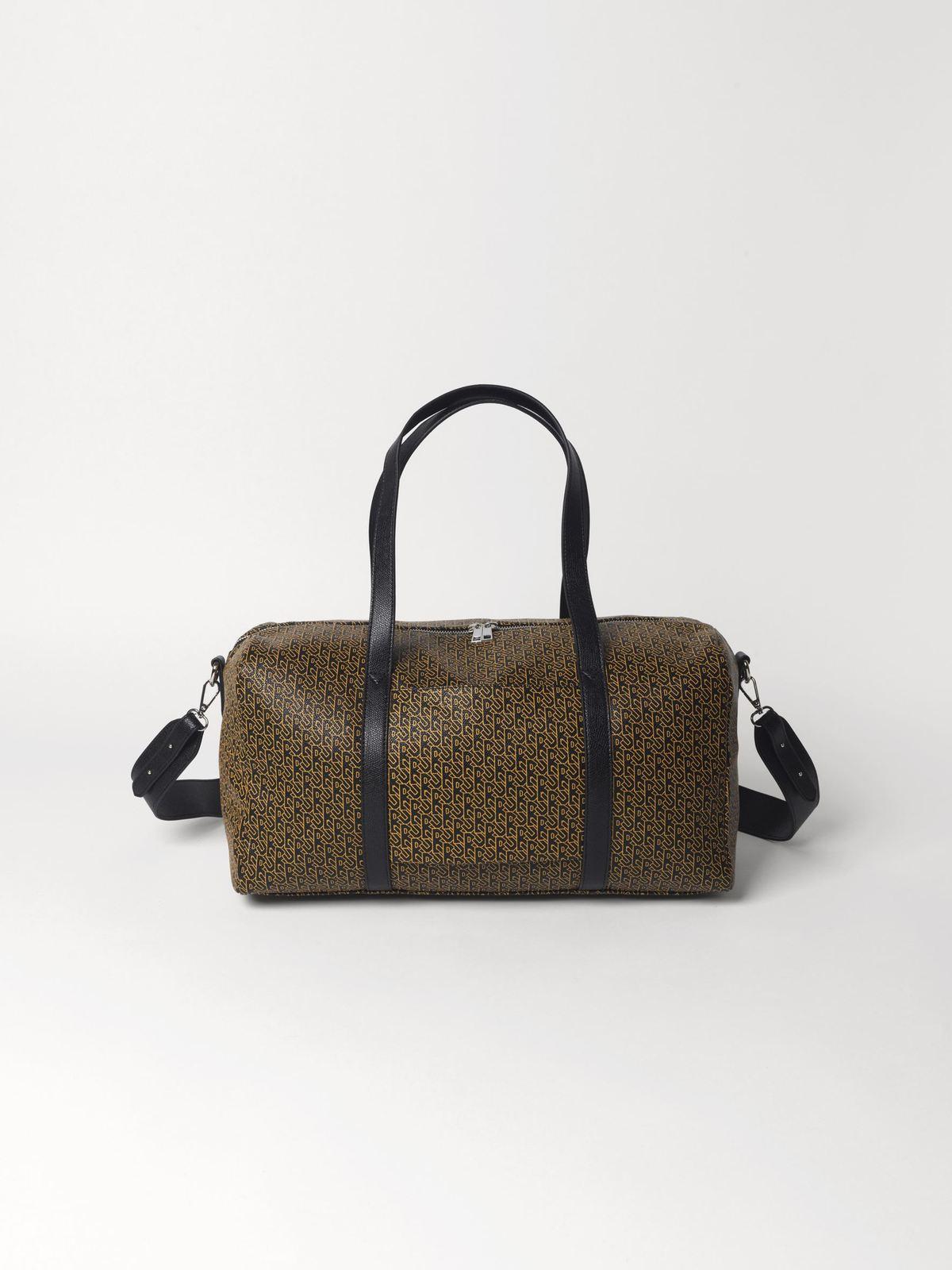Travel Bag Black Latté