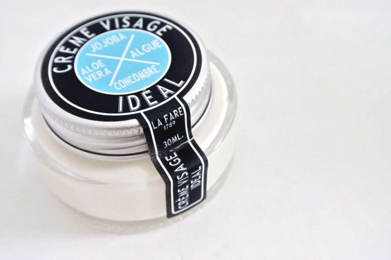 Crème Visage Idéale