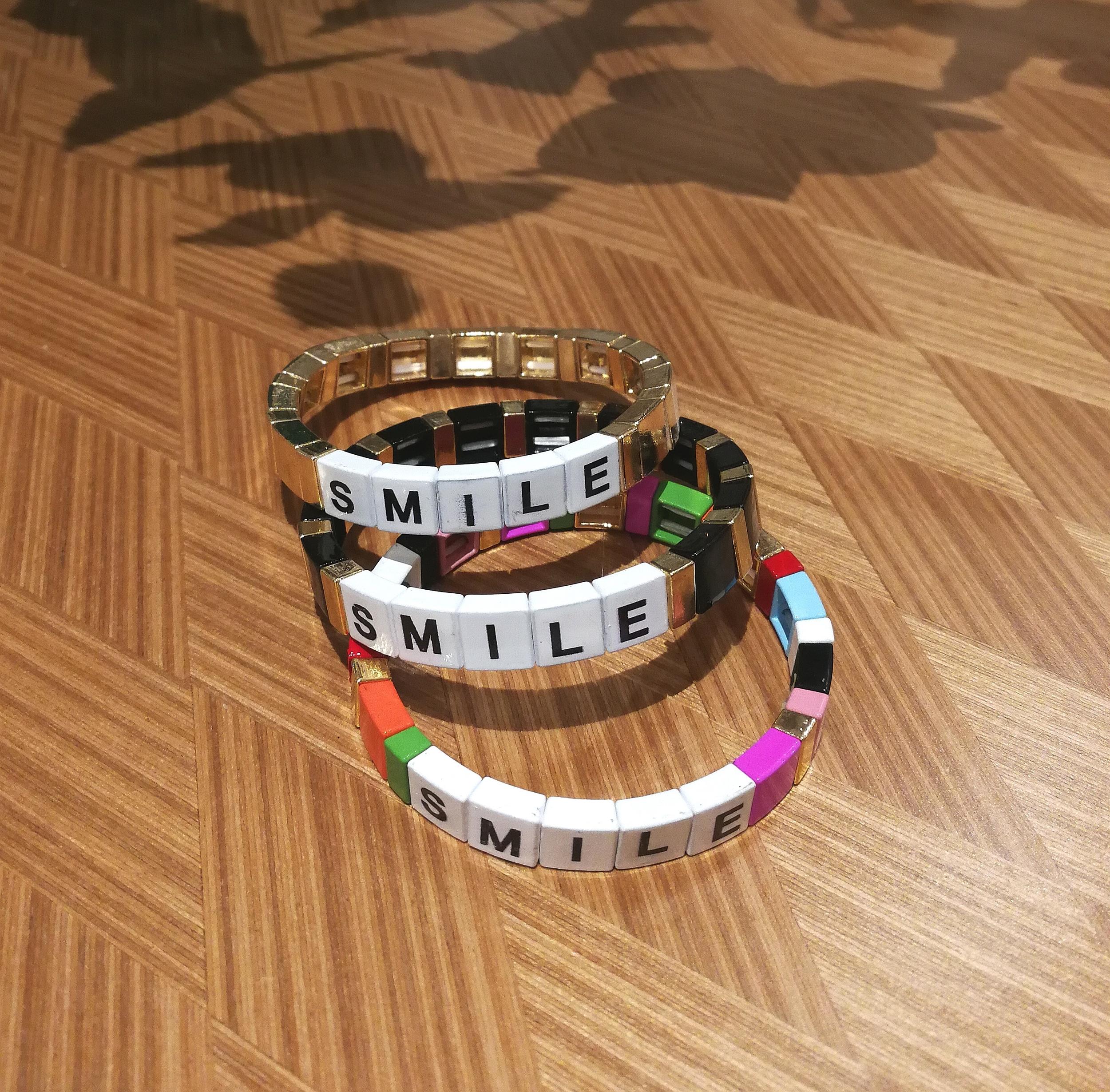 Bracelet SMILE