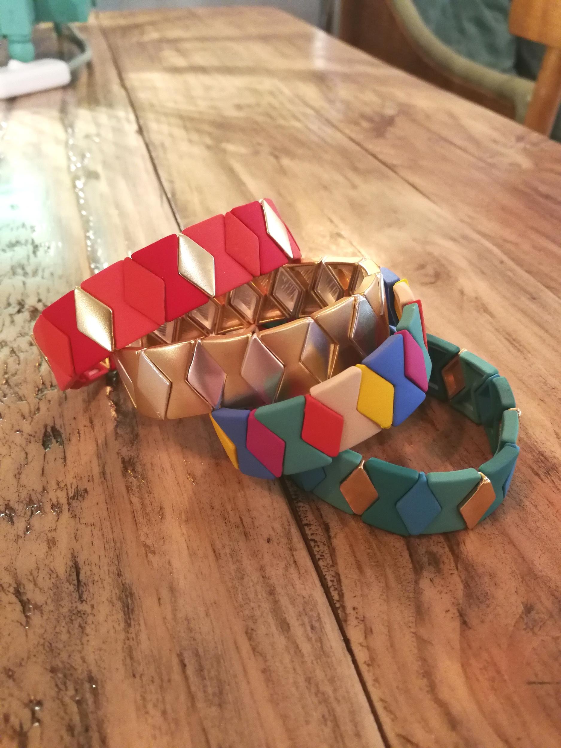 Bracelet Gomme