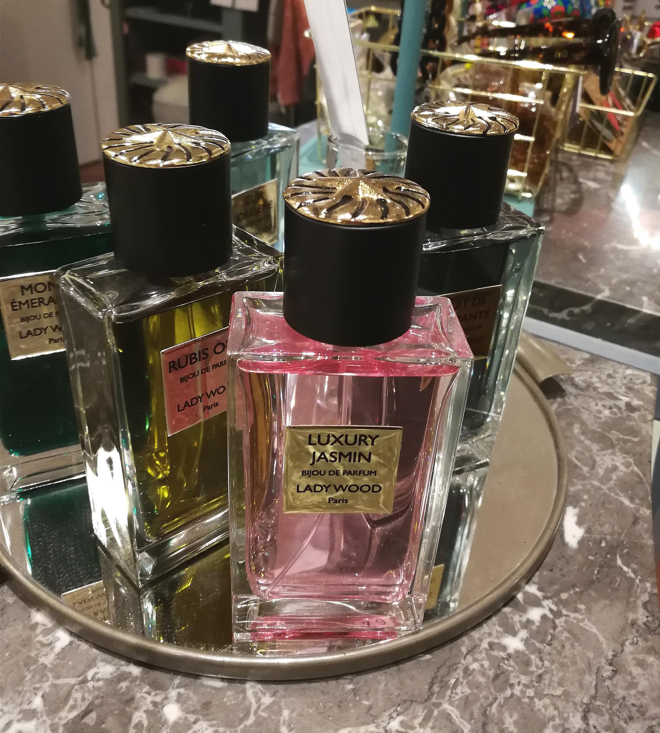 Parfum Luxury Jasmin