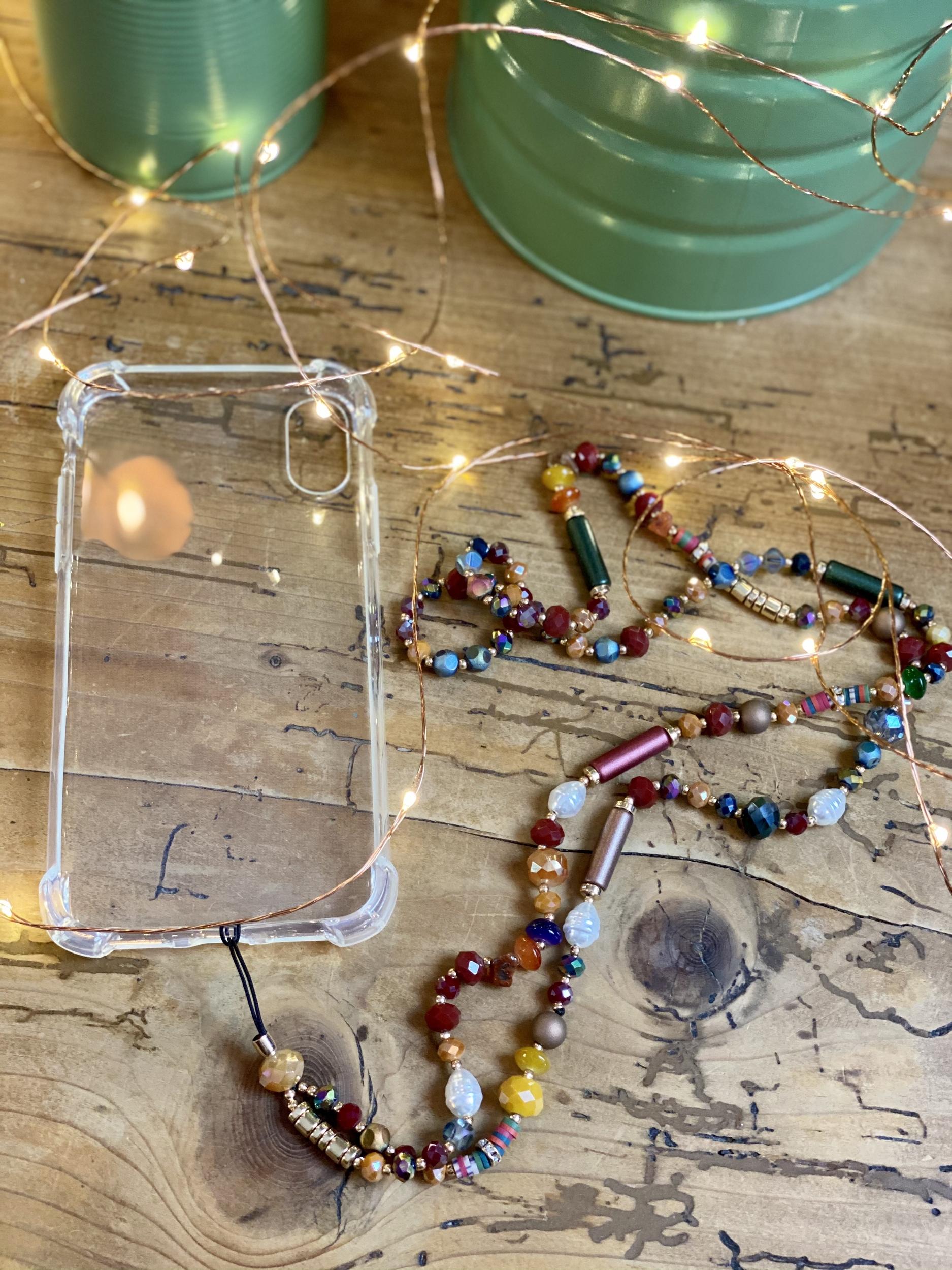 Gri-gri de Portable Crystal Long