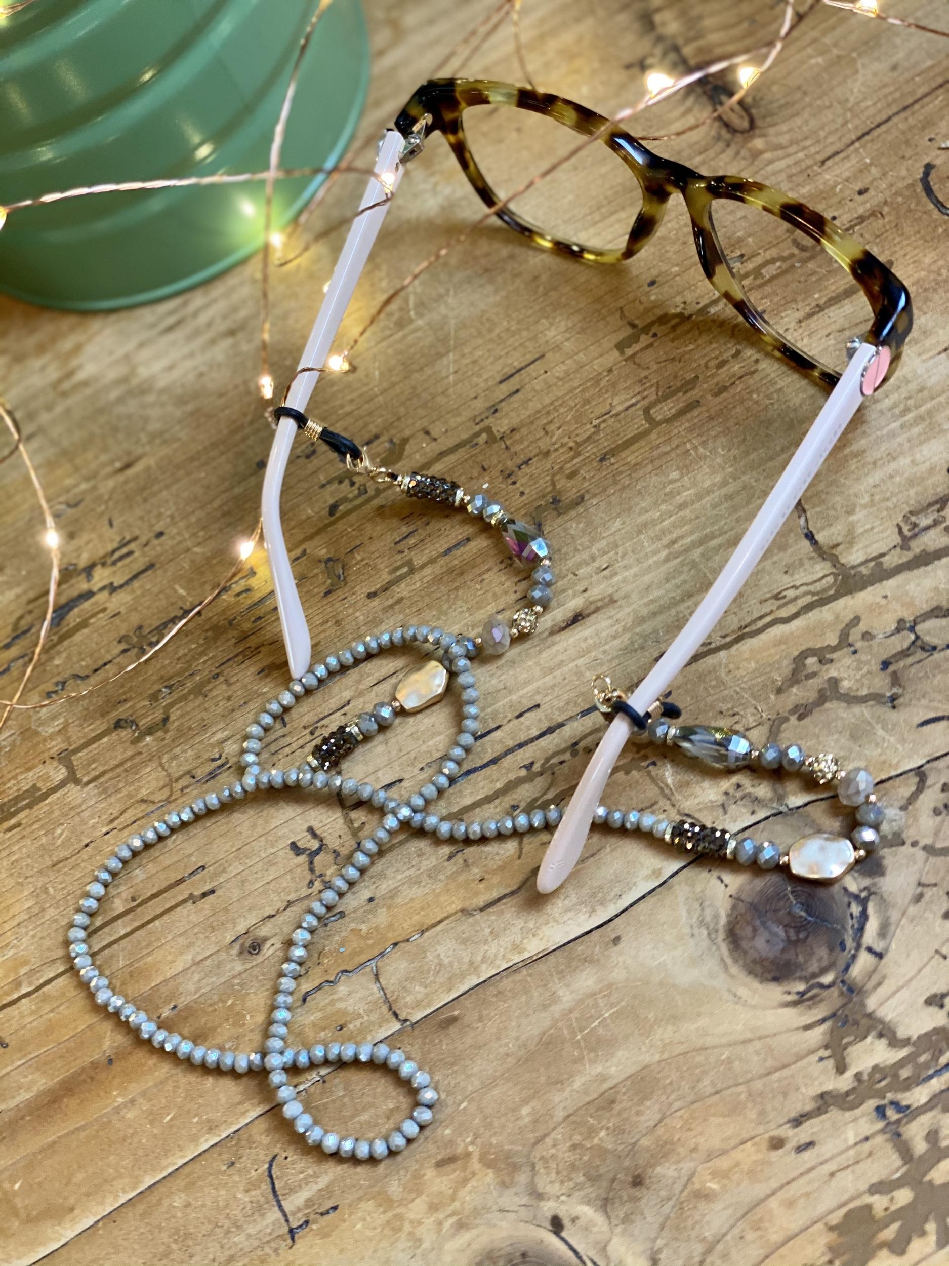 Chaines de lunettes Crystal