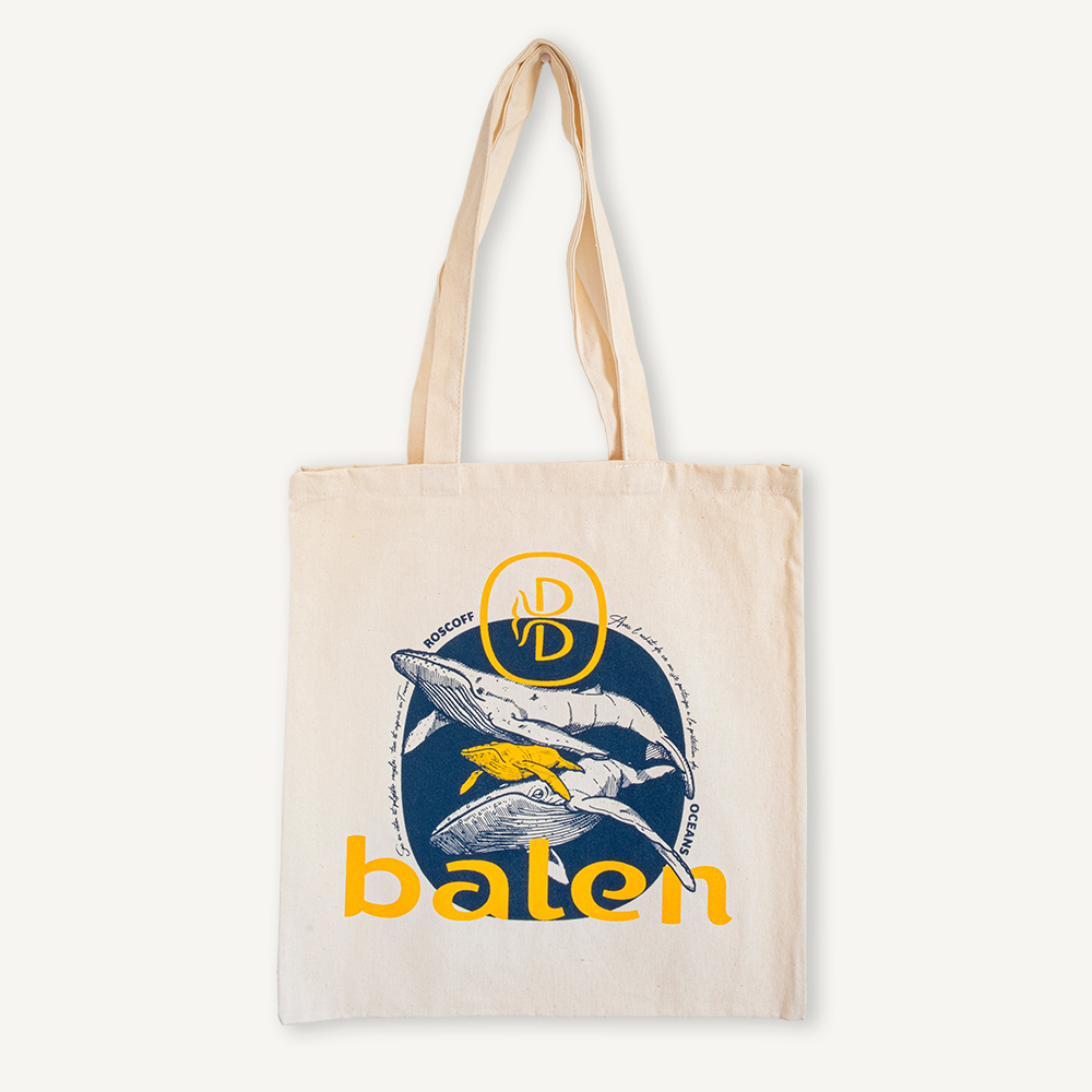 Tote bag 100% recyclé balen