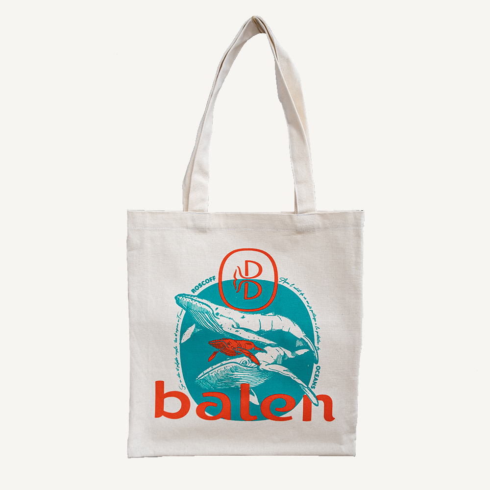 Totebag Balen collection 2021