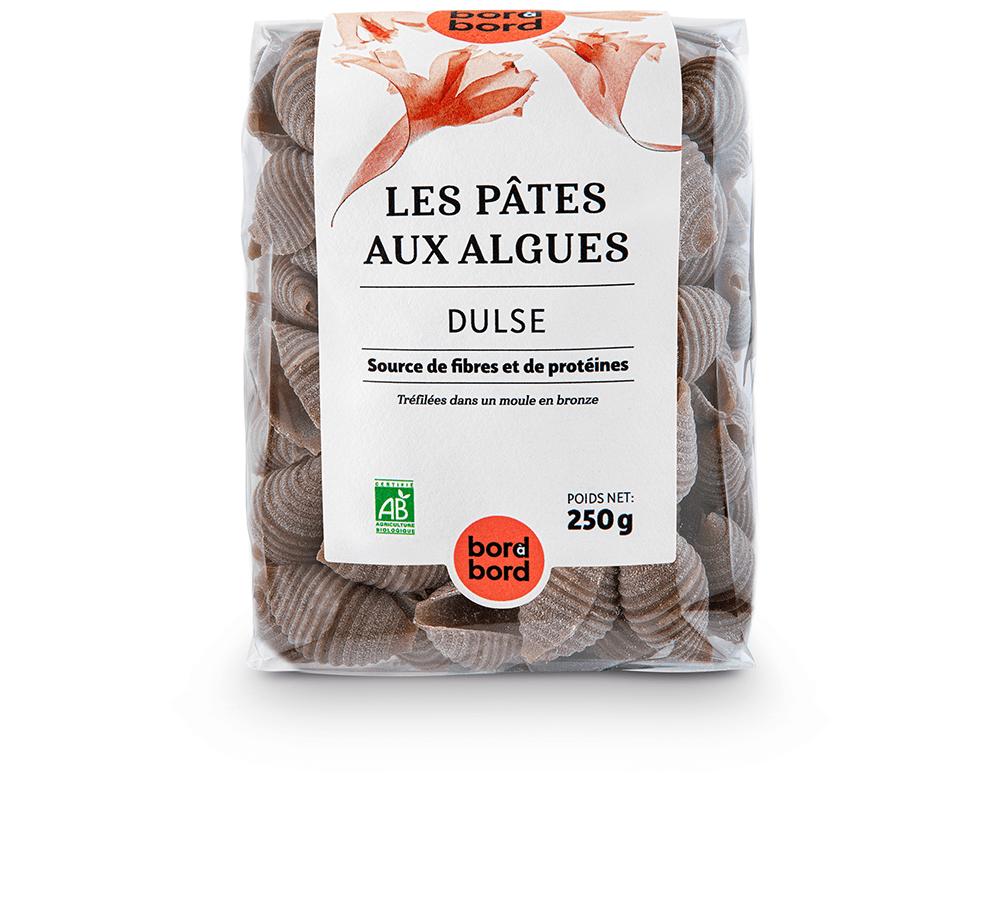 Pâtes aux algues, dulse