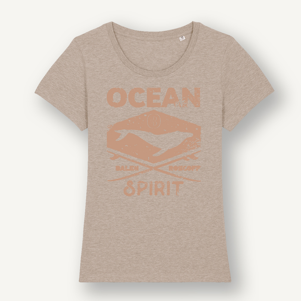 t-shirt Ocean spirit sable