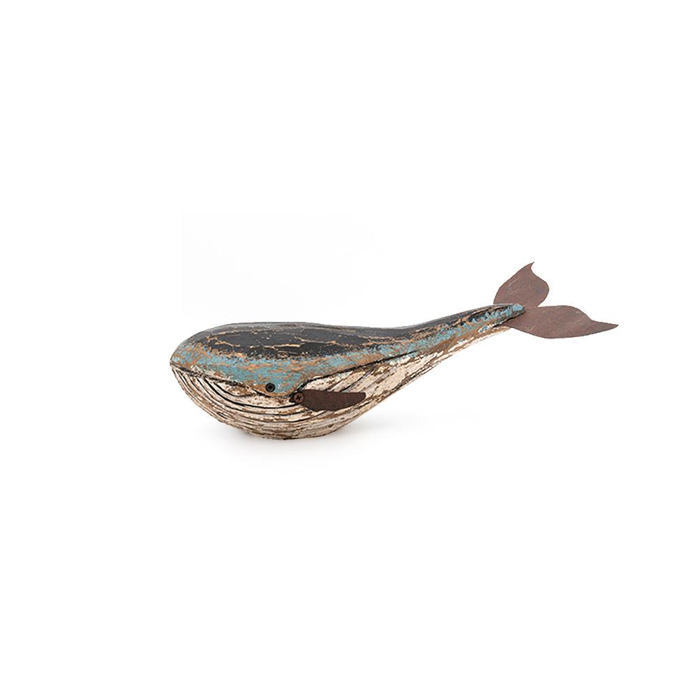 Baleine bohème chic, petite