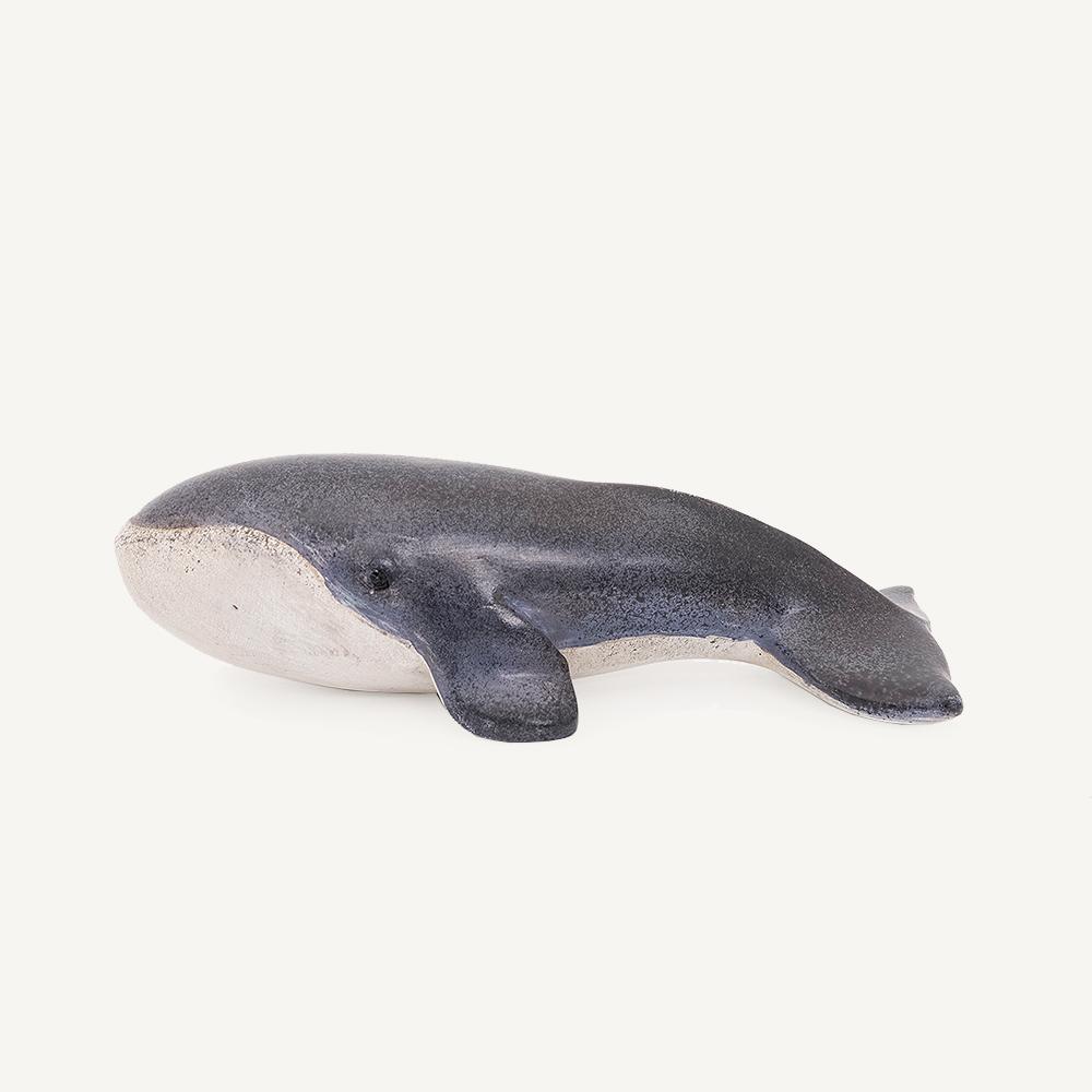 Mini baleine enfantine