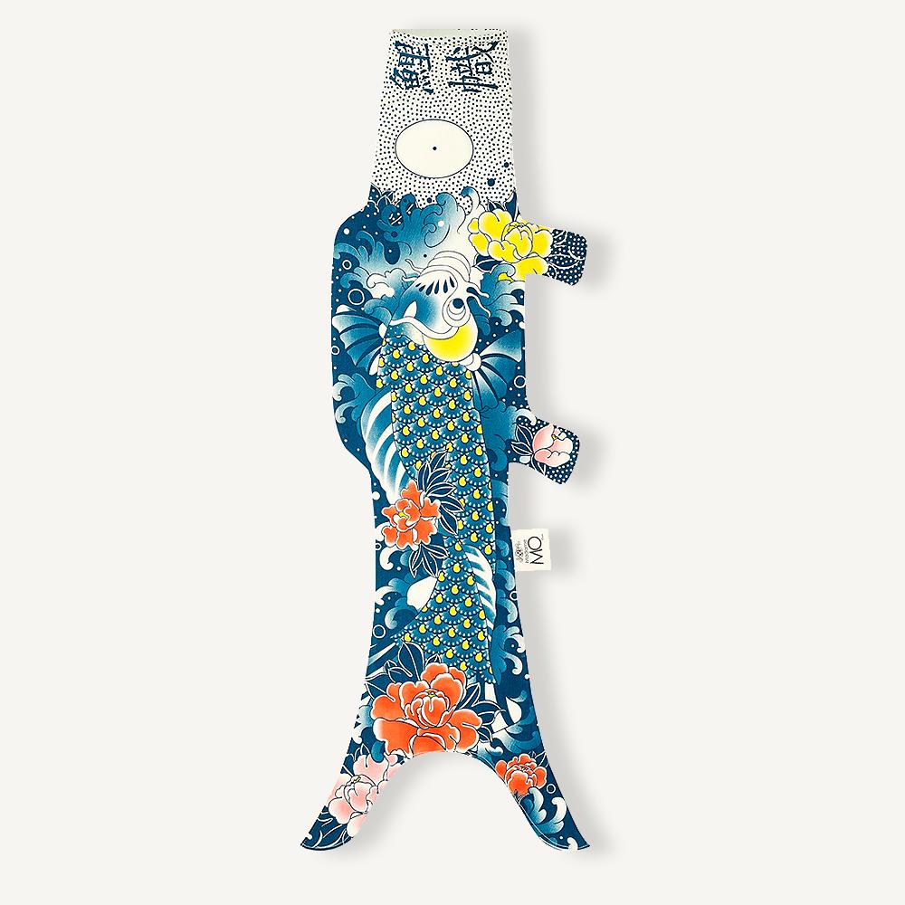Koinobori tattoo koi (M)