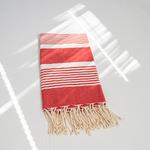 grand-fouta-rouge-artisanal-design