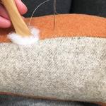 artisanat-peluche-laine-feutrée