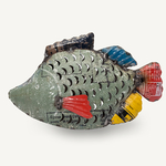 poisson-metal-recyclé