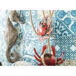decoration-moderne-crabe-rouge