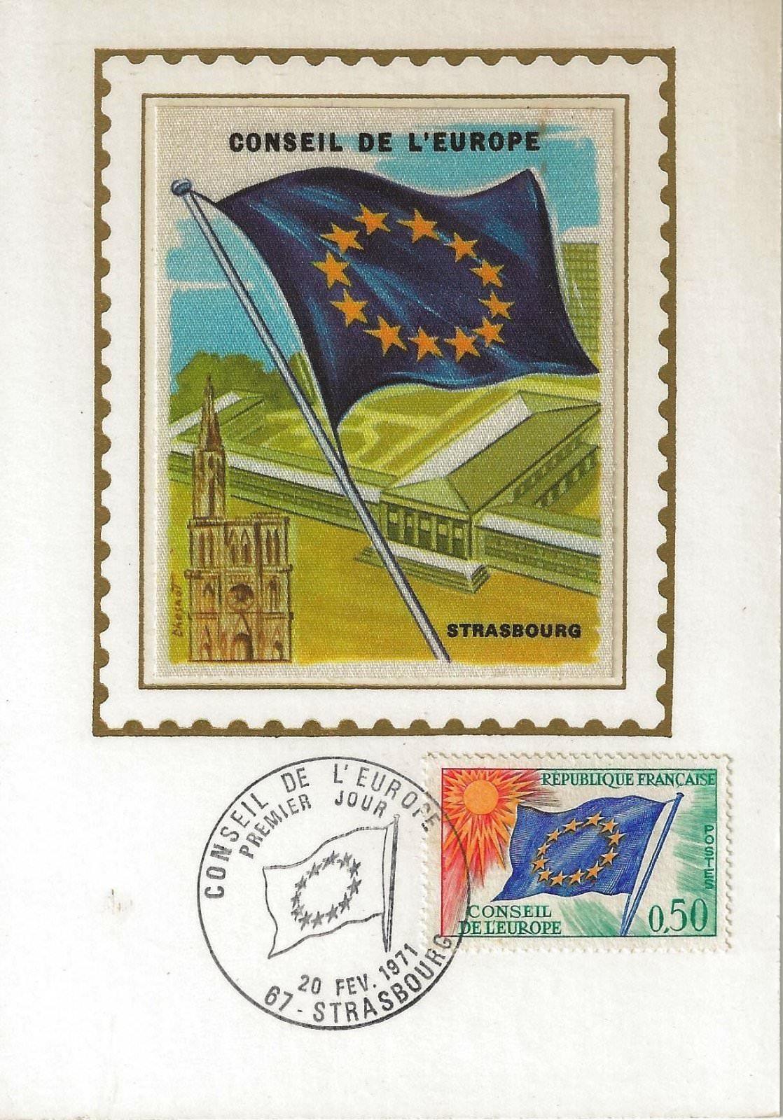 1971conseilEurope