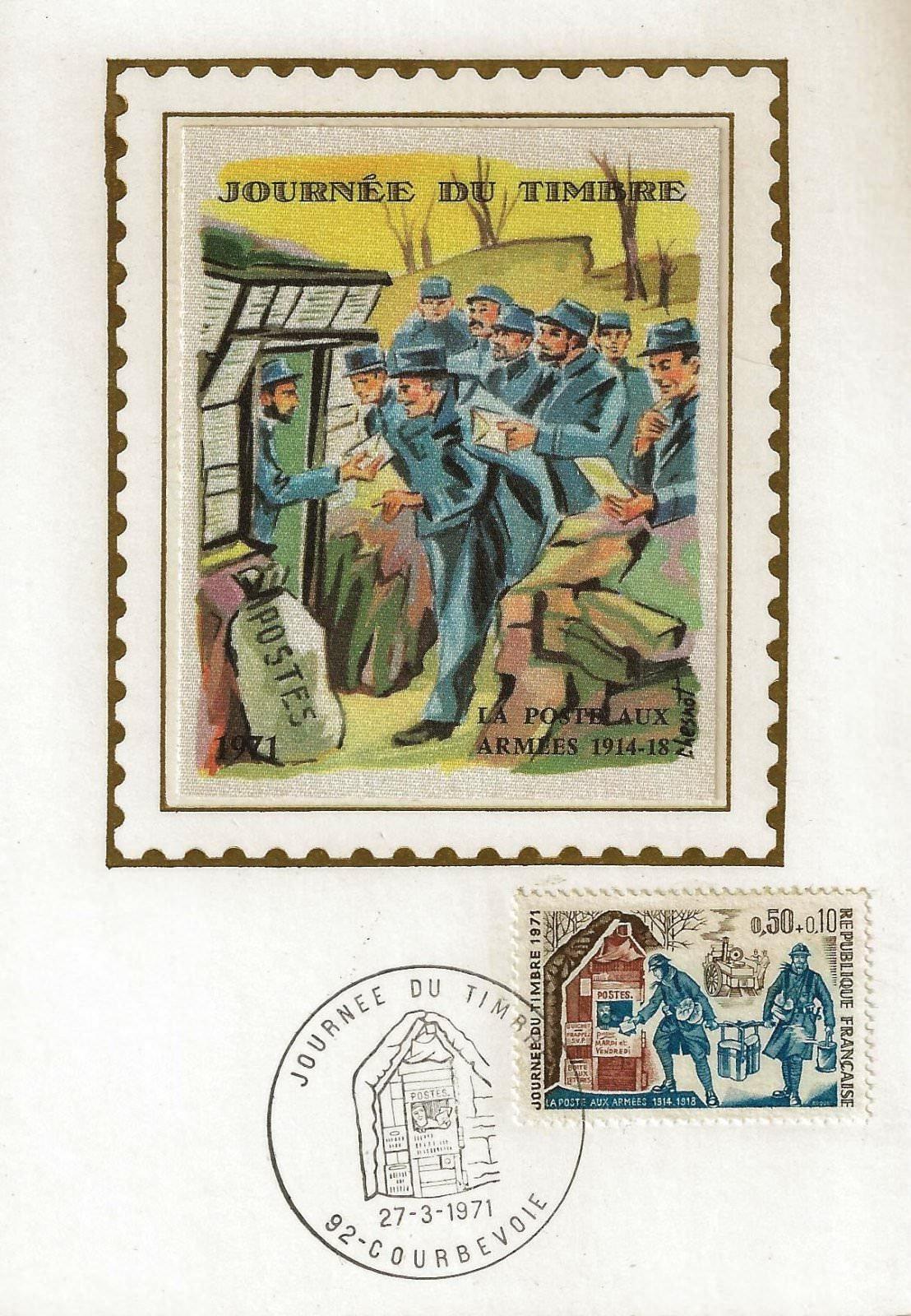 1971journéeTimbre