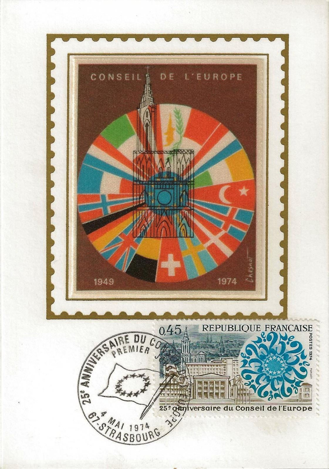 1974CONSEIL EURO