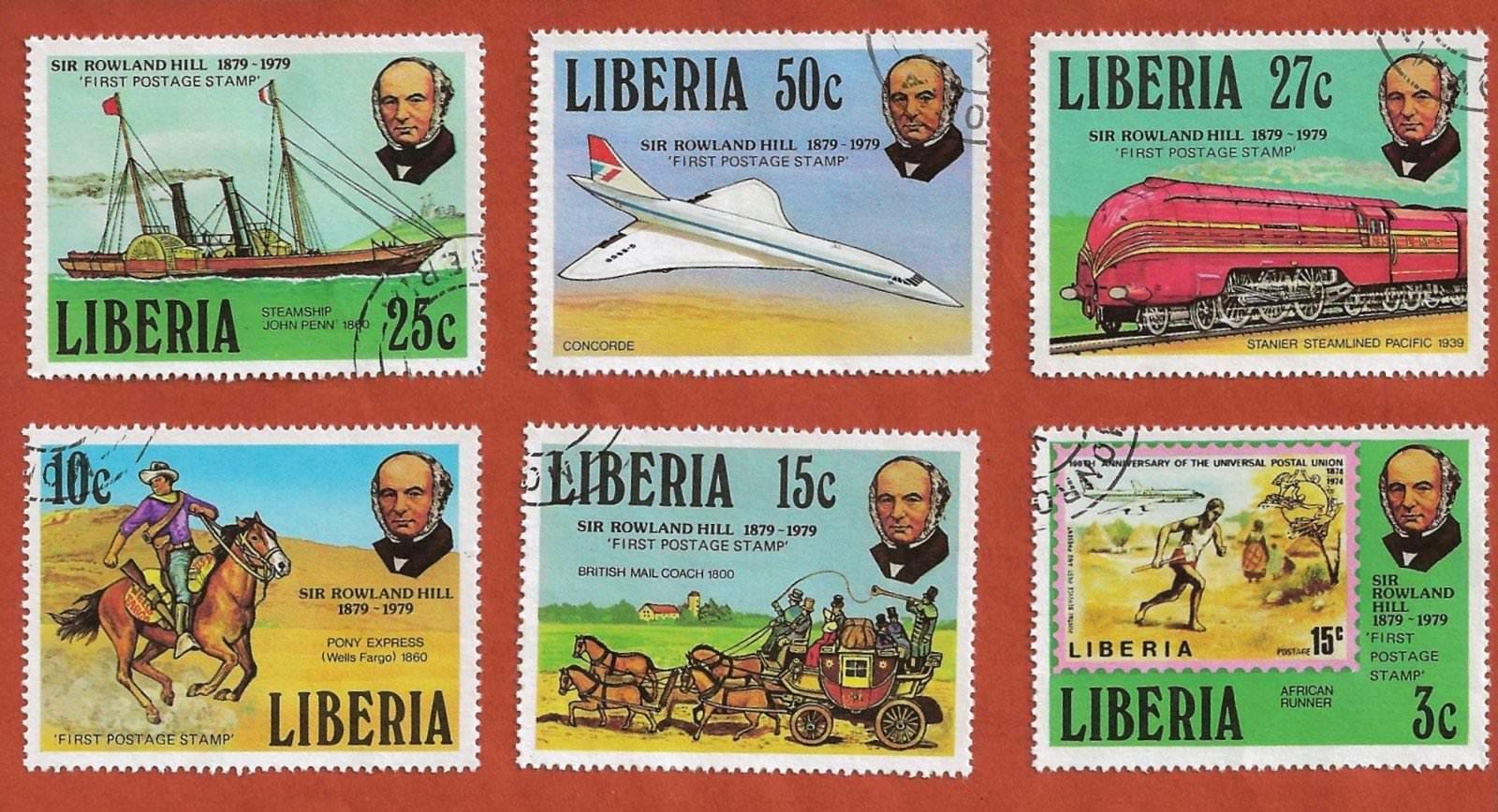 Liberia Hill