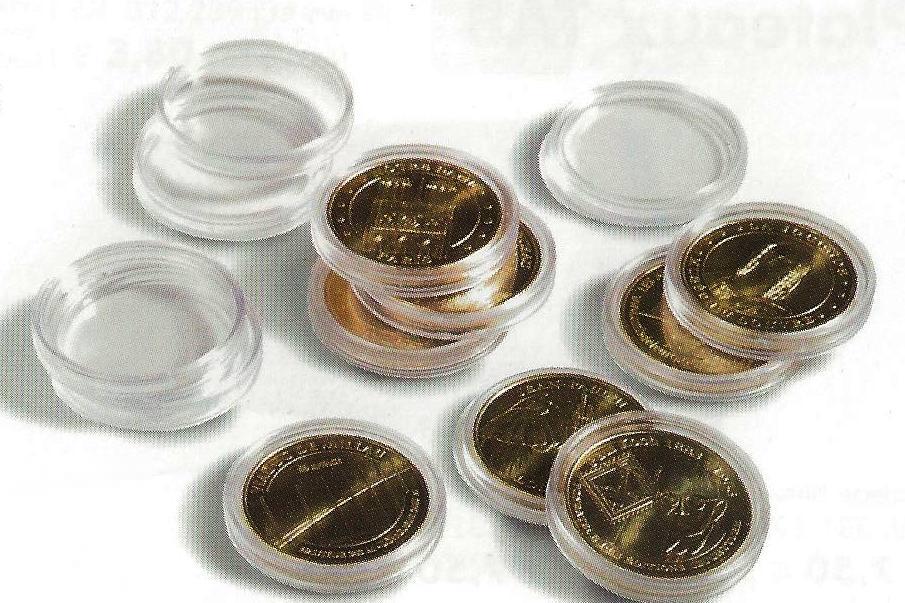 capsule monnaies