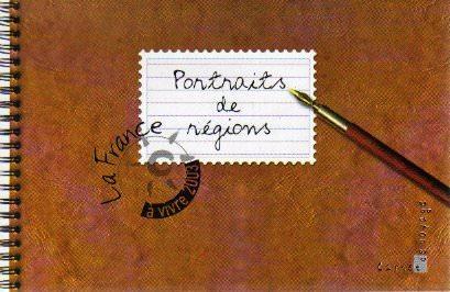 PORTRAITS DE REGION 2003 couv