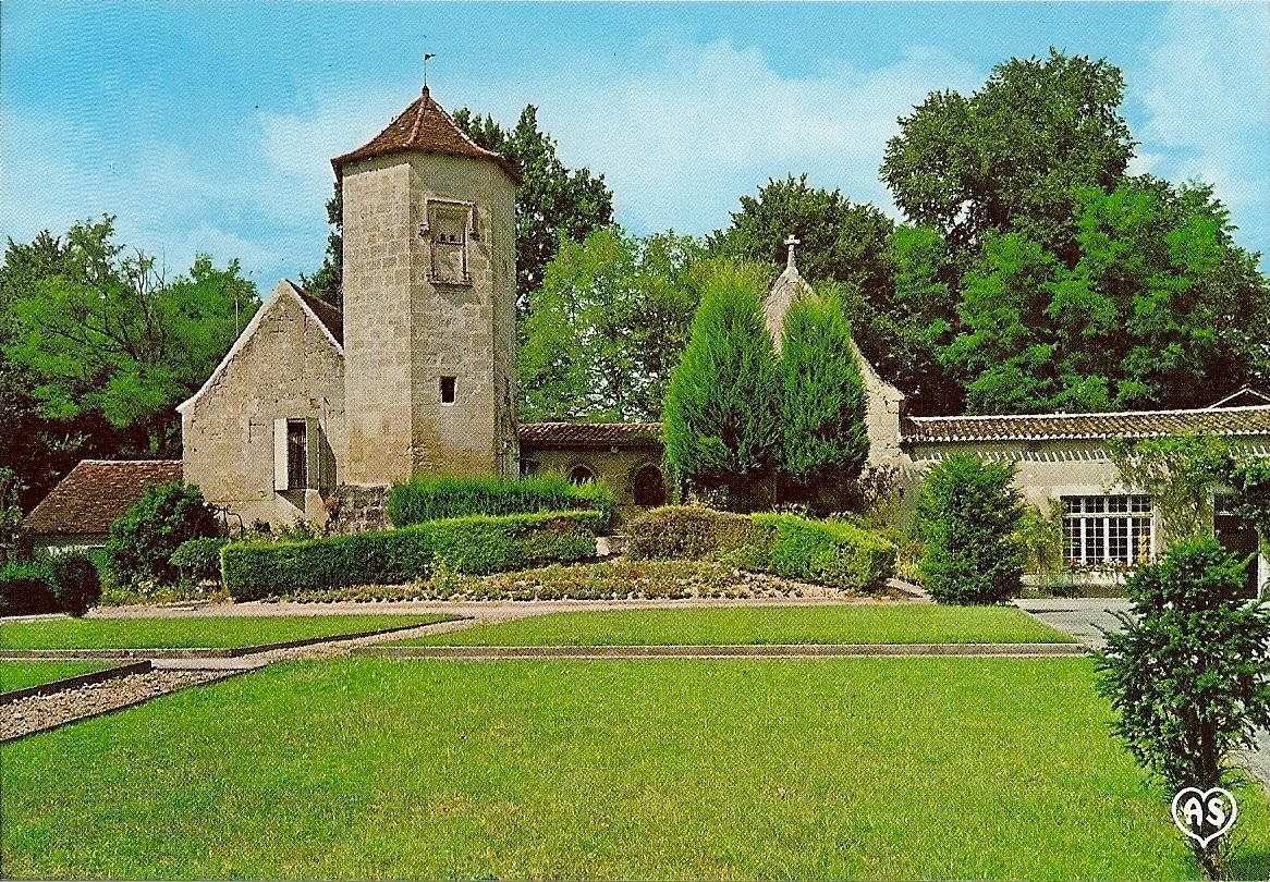 carte postale chateau de virazeil